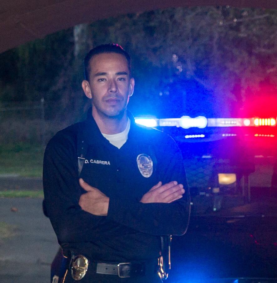 VETERAN FVPD OFFICER CHANGES SCENERY