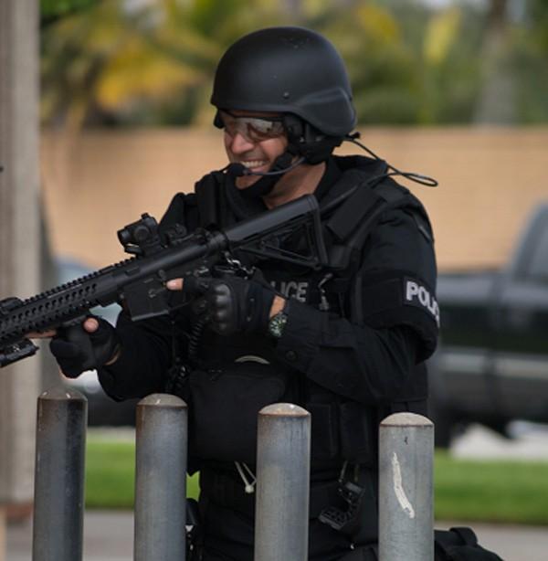 Veteran SWAT Operator Honorably Steps Down